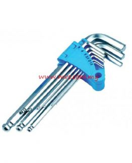 Great 9pcs Ball Point Key Set