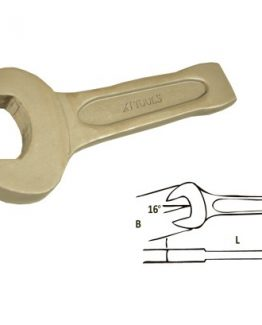 KI Tools Open End Slugging Wrench (12PT) Metric (mm)