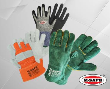 MVS Industrial Gloves Supplier
