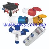 SUPAKU CEE Weatherproof Plug & Socket