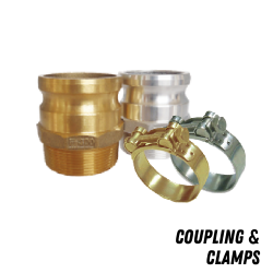 Coupling And Clamps