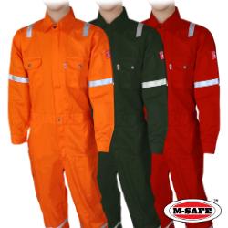 M-SAFE SAFETY WORKWEAR